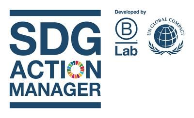SDG Action Logo (PRNewsfoto/Firmenich)