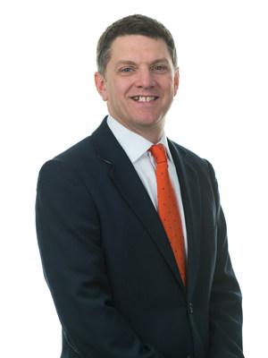 Paul Greensmith, SHL CFO