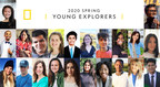 National Geographic Society Announces Spring 2020 Young Explorers
