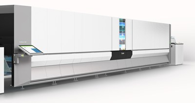 With increased speeds of up to 436 ft/min, the new model is the ideal solution for commercial printers who want ultimate performance.