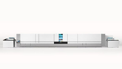 Canon has today announced the launch of the new ProStream 1800 continuous feed inkjet printer.