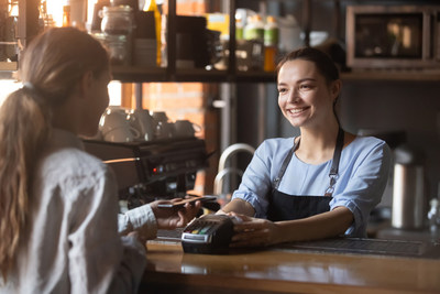 Contactless and cashless payments are here to stay.