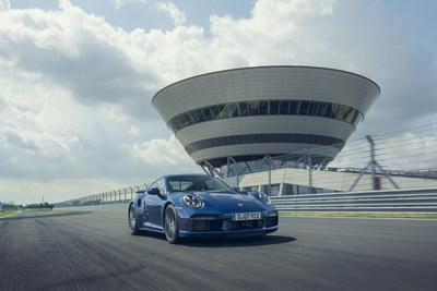 2021 911 Turbo Coupe and Cabriolet with new options and significantly increased power