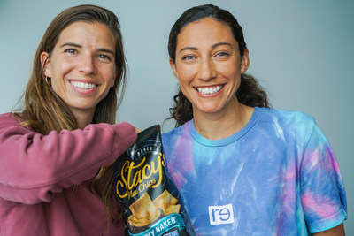 FIFTEEN FEMALE FOUNDERS KICK OFF 2020 STACY'S RISE PROJECT WITH SOCCER STARS AND FELLOW ENTREPRENEURS CHRISTEN PRESS AND TOBIN HEATH