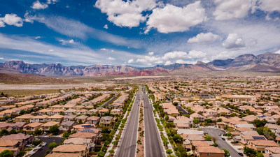 Summerlin, the award-winning master planned community (MPC) in Las Vegas, Nevada, developed by The Howard Hughes Corporation®
