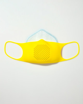 GIR's reusable platinum-grade silicone kids masks are sold in kits including five general-purpose filters. The masks come in five super bright, glow-in-the-dark colors: Watermelon Burst, Fruit Punch, Pineapple Blast, Limeade, and Blue Raspberry.