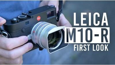Leica M10-R Rangefinder Camera