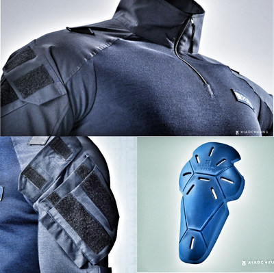 XiaoCheung unleashes a revolutionary flame retardant, anti-cut combat suit – FrogSkin