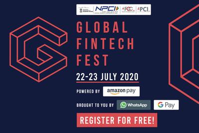 Global Fintech Fest Logo
