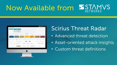 Stamus Networks anuncia la disponibilidad general del Scirius Threat Radar