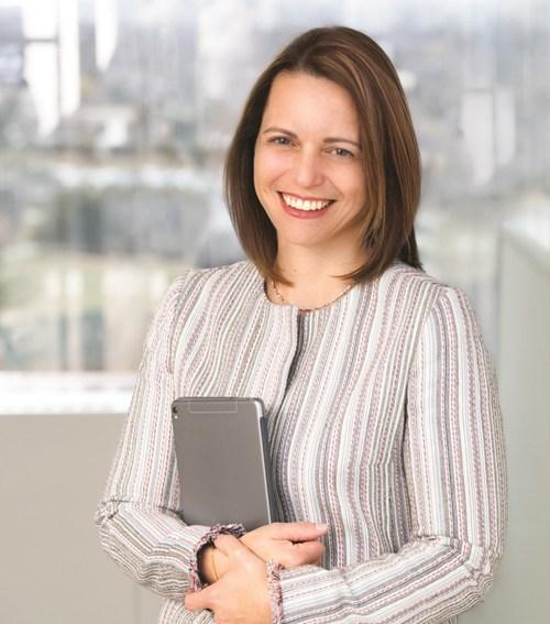 Barbara Zvan (CNW Group/University Pension Plan Ontario)