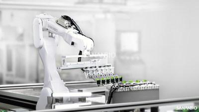 La force de l'IA au service de la sélection et de la transplantation (PRNewsfoto/SANANBIO)