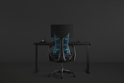 Embody Gaming Chair from Herman Miller and Logitech G