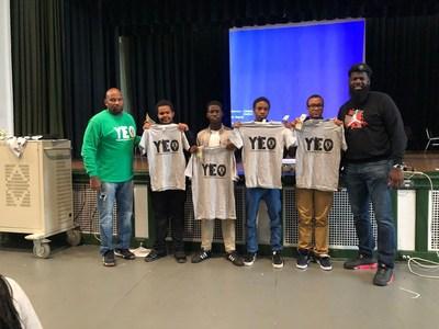 YES West Side High School Business Plan Challenge Newark, NJ