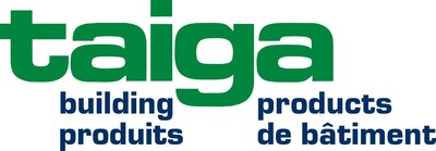 Taiga Building Products Ltd. Logo (CNW Group/Taiga Building Products Ltd.)