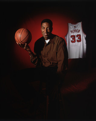 NBA Star Scottie Pippen