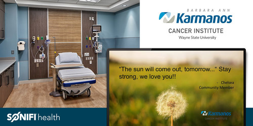 Karmanos Cancer Institute Patients Find Extra Support on Digital Message Platform Powered by SONIFI Health