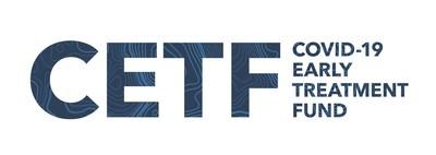 CETF Logo (PRNewsfoto/COVID-19 Early Treatment Fund)