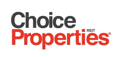 Choice Properties Real Estate Investment Trust Logo (CNW Group/Choice Properties Real Estate Investment Trust)