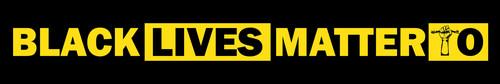 Black Lives Matter TO Logo (CNW Group/Black Lives Matter Canada)