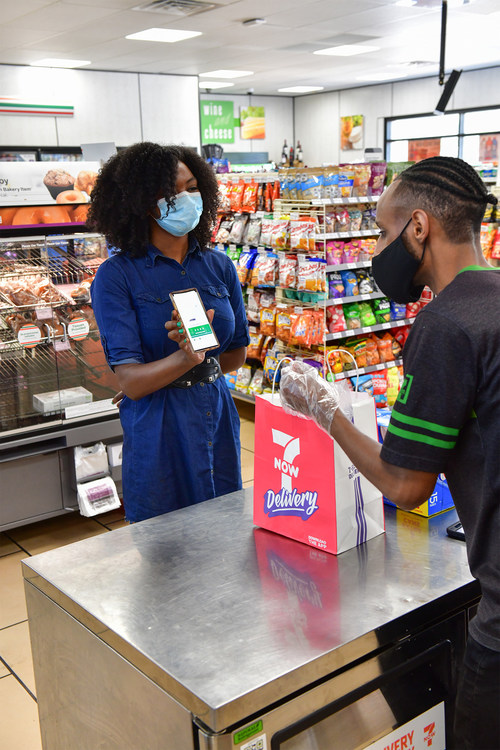 7-Eleven's proprietary 7NOW® delivery app has officially expanded to offer customers the option to order and pay for items ahead of time, offering added convenience and minimized time spent in stores.