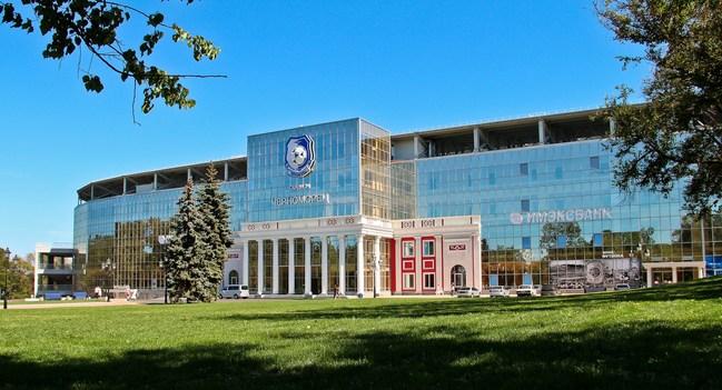 Chornomorets Stadium Complex