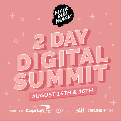 Boss Women Media Digital Summit, August 15 and 16, 2020
