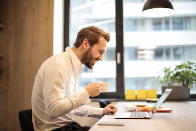 Soluções em nuvem ajudam colaboradores de empresas a trabalharem em home office (Divulgação/Pexels)