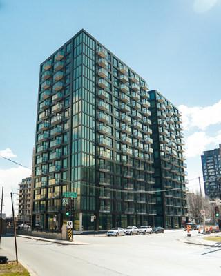 Le Griffintown Hôtel, plus récent établissement hôtelier de la métropole, a accueilli ses premiers clients en juin. (Groupe CNW/Griffintown Hôtel)