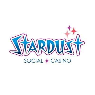 Stardust Social Casino logo.