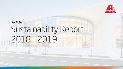 Axalta recently released its latest Sustainability Report.