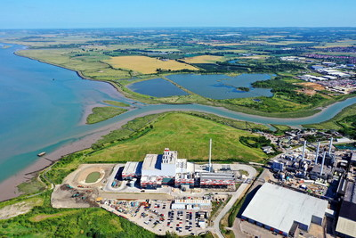 The fourth Wheelabrator Technologies waste-to-energy facility in the UK is now operational in Kent, England.