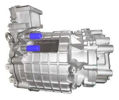 BorgWarner Provides Three NEV Companies with Efficient, Lightweight eDM