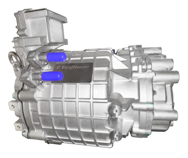 BorgWarner Provides Three NEV Companies with Efficient, Lightweight eDM