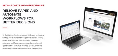 Automate workflows for a more efficient public sector affordable housing solution