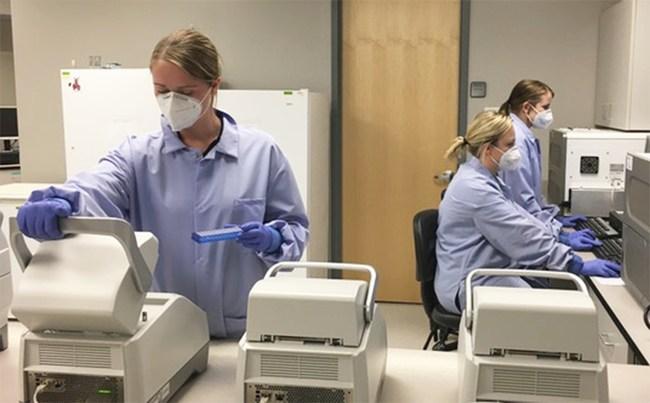OralDNA Lab