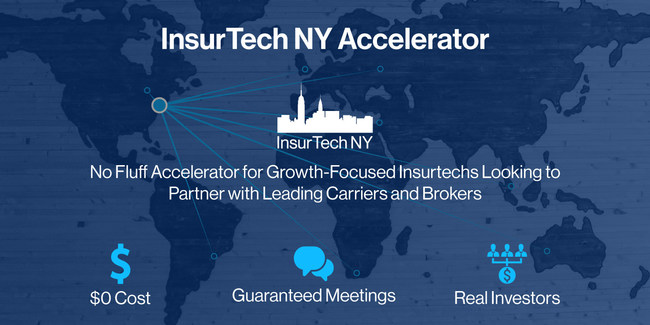 Growth-focused InsurTech Accelerator