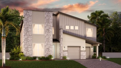 Lennar's single-family homes at Harbor Island Beach Club in Melbourne Beach, FL are now selling. Situated between the Indian River and Atlantic Ocean, residents will enjoy a host of amenities within the gated Harbor Island Beach Club including a resort-style pool and cabana, a private river dock and walkable private beach access.