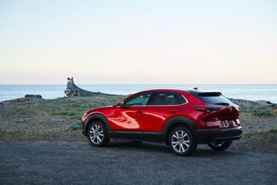 Mazda CX-30 2021 (Groupe CNW/Mazda Canada Inc.)