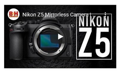 Nikon Z5 Mirrorless Camera
