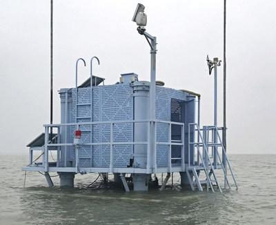 Estação de água (PRNewsfoto/Hengtong Group)