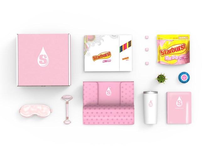 STARBURST® All Pink Self-Care Kit