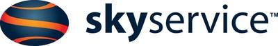 Logo de Skyservice Business Aviation Company (Groupe CNW/Skyservice Business Aviation Inc. - Mississauga, ON)
