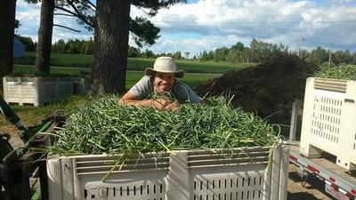 Sébastien Grandmont (Groupe CNW/La Financière agricole du Québec)