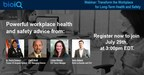 Former US Surgeon General and Ernst & Young Execs Join BioIQ for Webinar Addressing Workforce Leadership and Safety During and After the Pandemic
