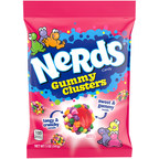 Fun and Innovative NERDS® Candy Debuts First-of-its-Kind Treat: 'Nerds Gummy Clusters'