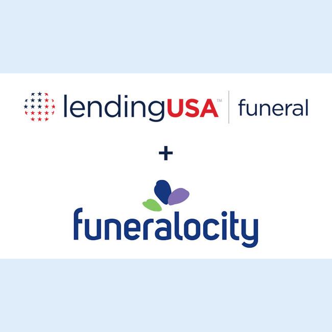 LendingUSA Partners with Funeralocity.com