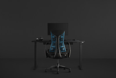 The Logitech G x Herman Miller Embody Gaming Chair