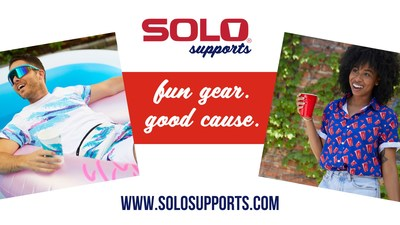 SOLO drops epic line of clothing and gear.