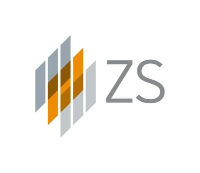 ZS Logo (PRNewsfoto/ZS)